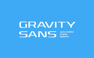 Gravity Sans