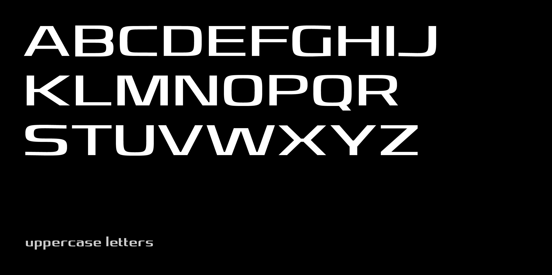 Gravity Sans Type Specimen_3