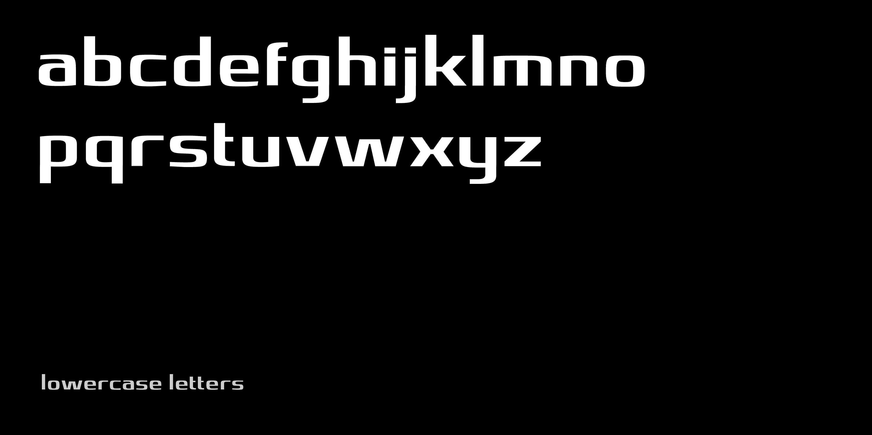 Gravity Sans Type Specimen_4