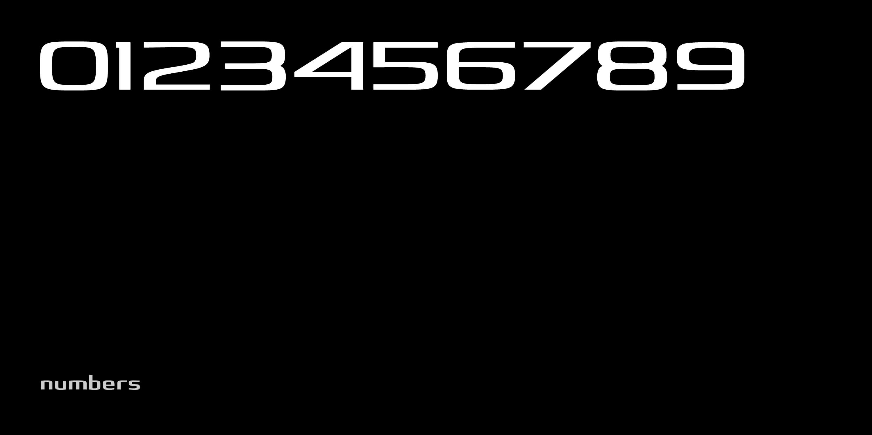 Gravity Sans Type Specimen_5