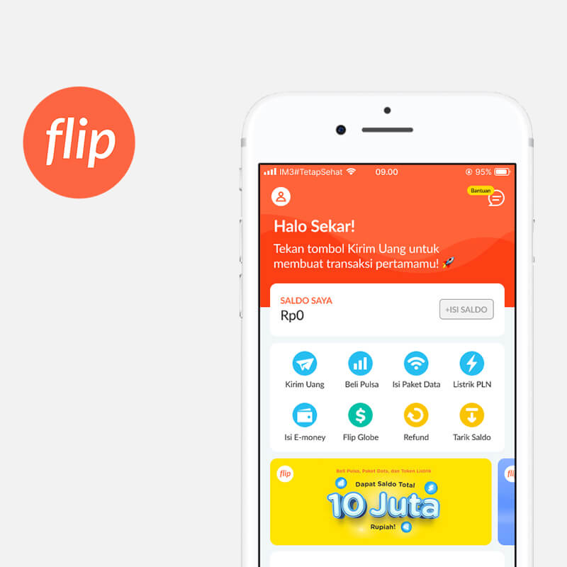 Flip's Market, Competitor & UX Research